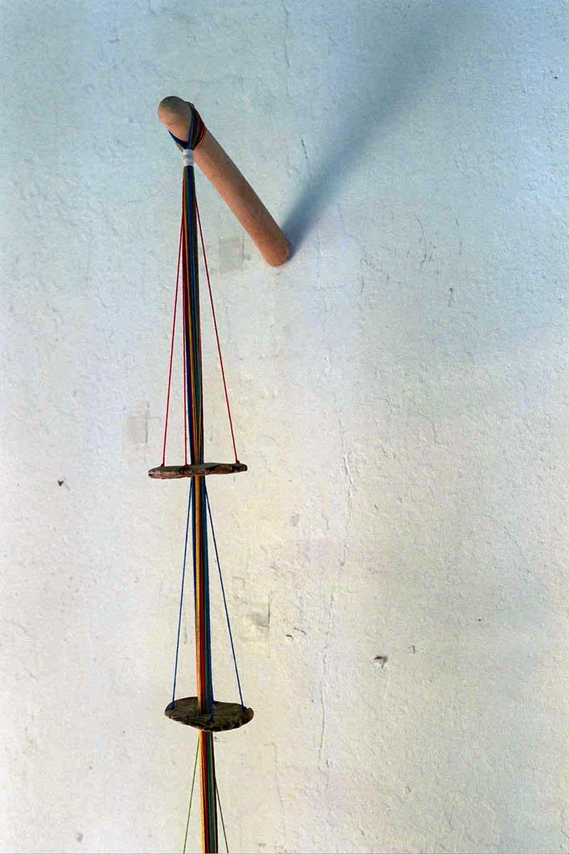 Hanging 3 detail